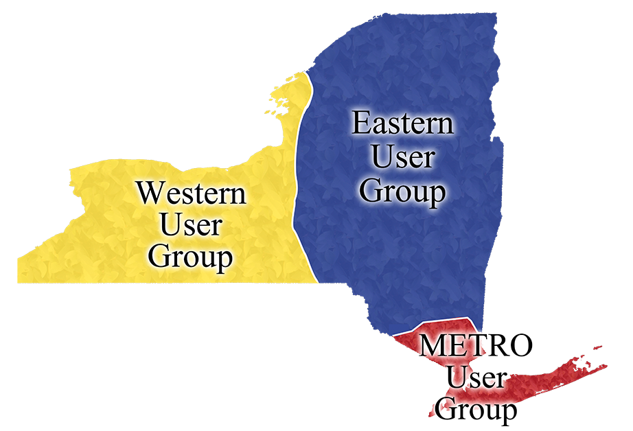 Regional User Groups